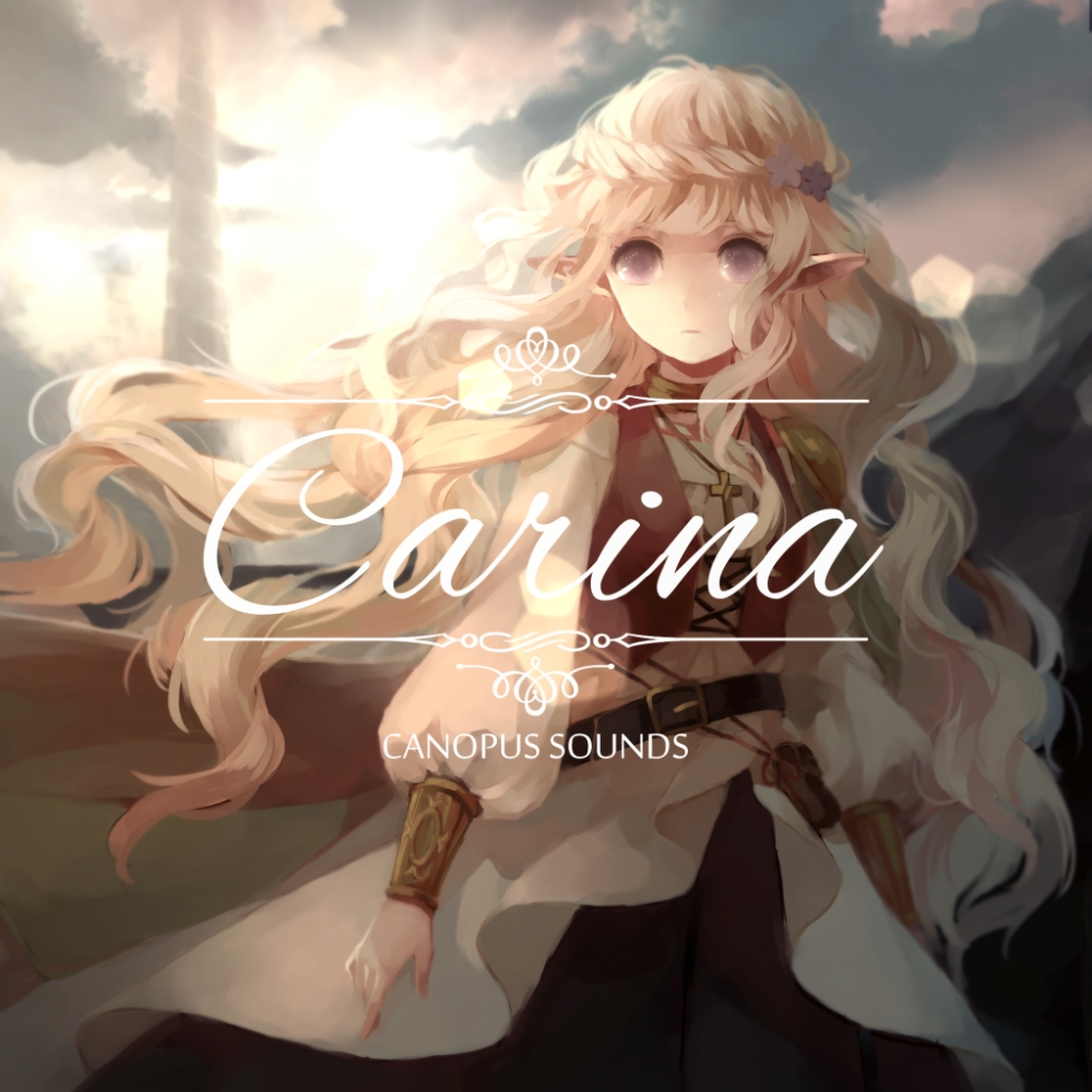 【M3-2015秋】 『Carina』: CANOPUS SOUNDS